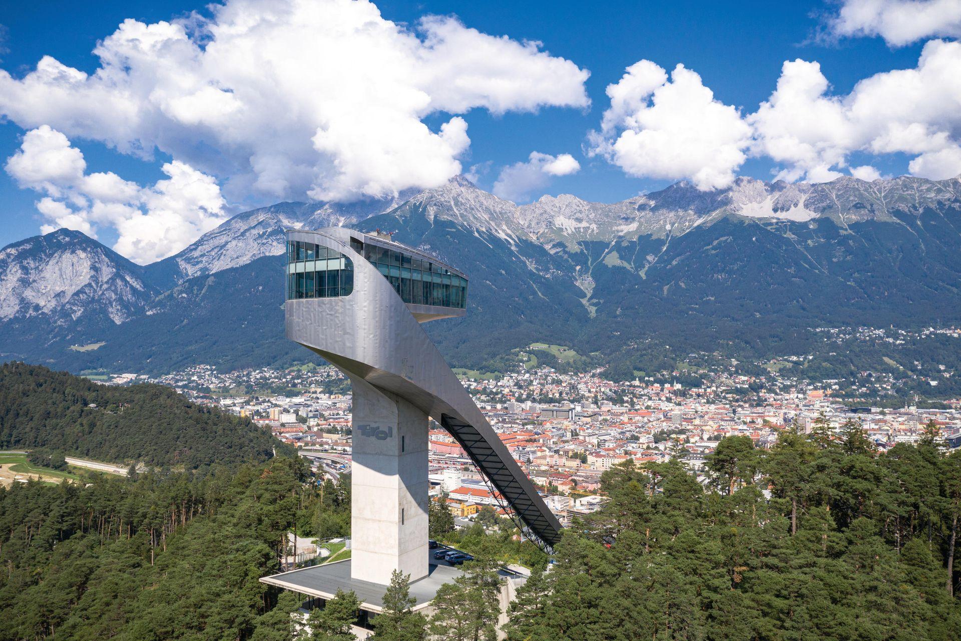 Bergiselschanze - © Innsbruck Tourismus / Tom Bause