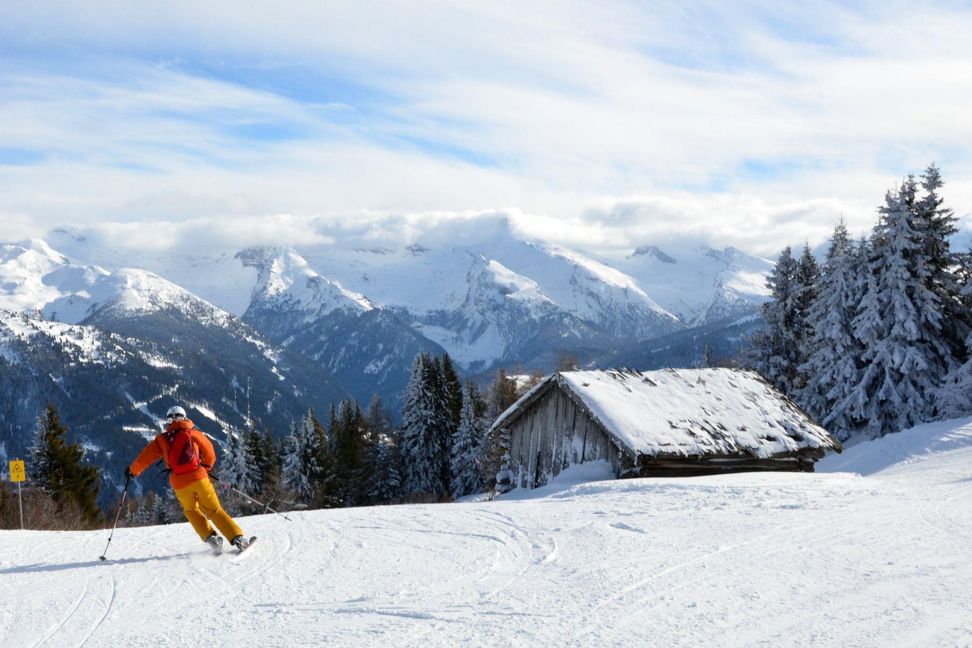 Skigebiete im Wipptal